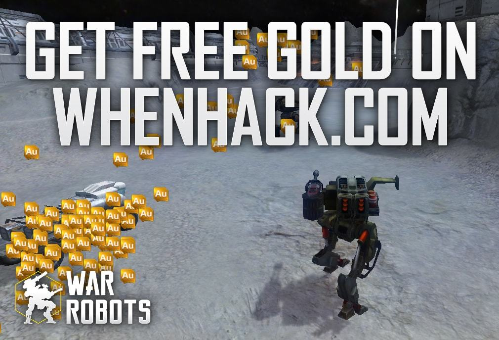 Image currently unavailable. Go to www.generator.whenhack.com and choose War Robots image, you will be redirect to War Robots Generator site.