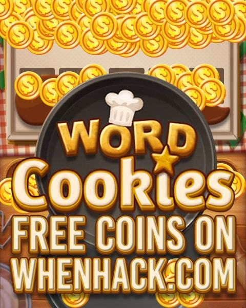 Image currently unavailable. Go to www.generator.whenhack.com and choose Word Cookies image, you will be redirect to Word Cookies Generator site.