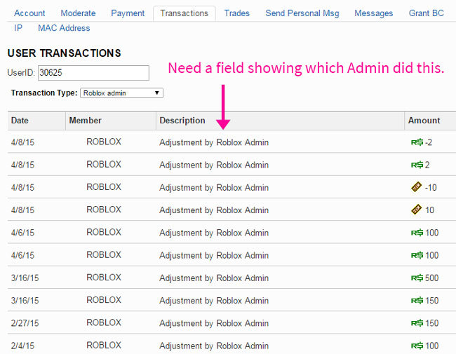 Roblox Admin Panel 2019 Feb Roblox Admin Mod Cs Panel Screenshots